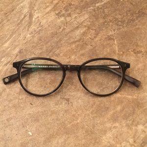 "Warby Parker Accessories - Warby Parker Dark ""Watts"" Cat Eye Reading Glasses"
